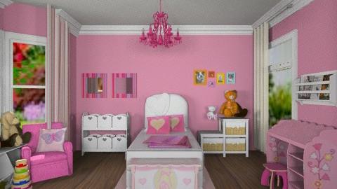 Squint nursery - Classic - Kids room  - by syazana yusoff