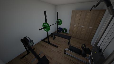 Fitnessraum - by thiesp