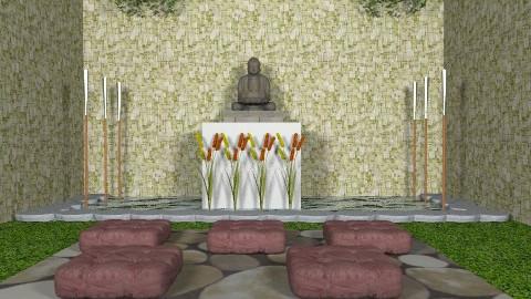 Buddha´s Garden - Minimal - Garden  - by sacerdote
