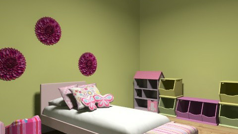 kids - Modern - Kids room  - by zozoismail
