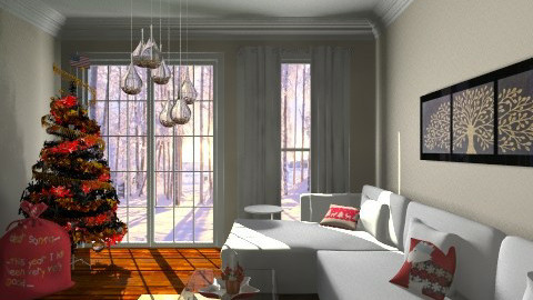 newwwww winter - Vintage - Living room  - by Stanojkovic