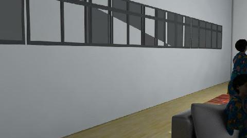 Visualisation - Dining Room  - by ryanallan