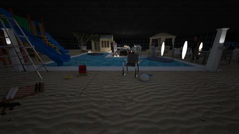 NIGHT PARTY - by miissyyyass