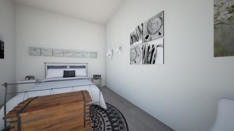 white - Bedroom - by Stasi Tancheva
