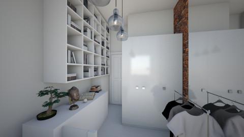 bedroom - Bedroom - by opaswiktoria