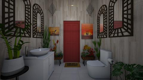 guest bathroom 19 - Bathroom - by GeGe Kanthip