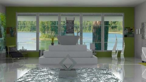 Total Relax - Modern - Bathroom  - by idesine