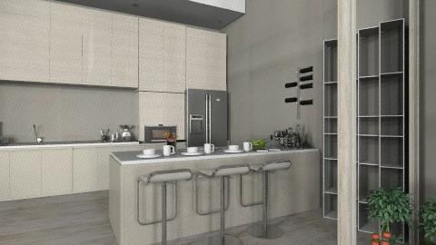 NKTCHN - Kitchen  - by annasig