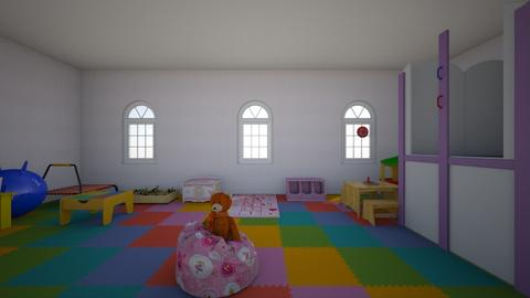 playroom - Kids room  - by cierra0823