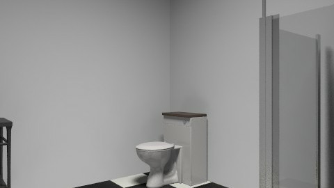 Lauren Bathroom - Minimal - Bathroom  - by lmichaela