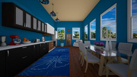 Eliot - Kitchen - by VeroDale