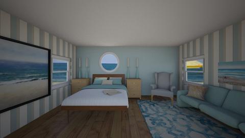 Beach Dream - Bedroom  - by Emoana3652
