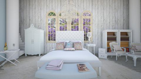 Liliac  - Glamour - Bedroom  - by Calolynn