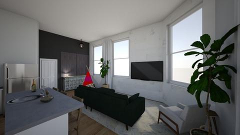 10 light st - Bedroom - by naumankm