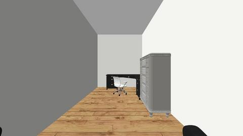 Garage v1 - Bedroom  - by ChrisTzi