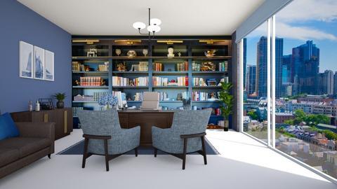 Blue Law Office - Office  - by Tzed Design