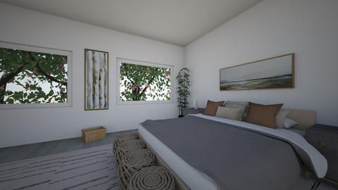 VI ntionera  - Bedroom  - by H A L O