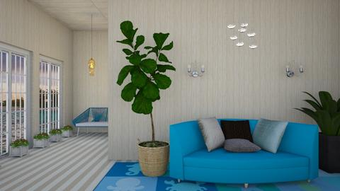 sea living room - Country - Living room  - by MB2006
