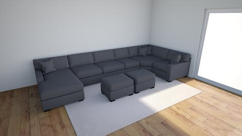 LS for Christian n Talina - Living room  - by TheDutchDesigner