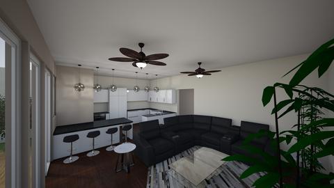 Craftsman House - by 016mejias