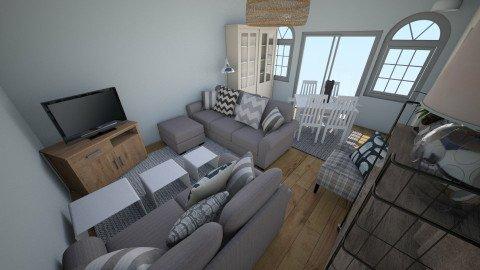 grandma living room - Rustic - Living room  - by Scarlett Eccles