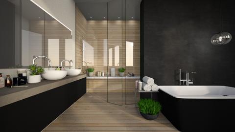 18102020 - Modern - Bathroom  - by MiaM