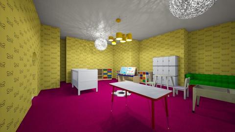 Kids Room - Kids room  - by ksssss