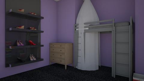dream here  - Bedroom  - by kballard