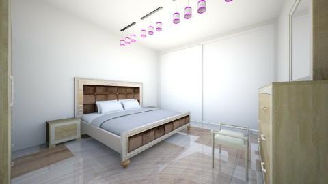 Villa deluxe - Bedroom - by Mah003