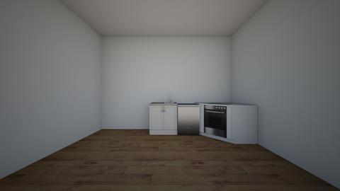 Kuhinja - Retro - Kitchen  - by dkalaica
