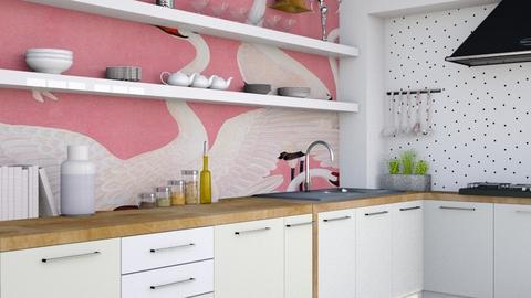 pretty in pink - Bathroom  - by Ripley86