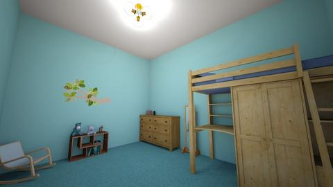 kids room  - Kids room  - by stacey patterson