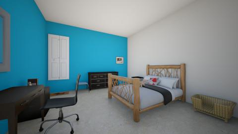 my bedroom - Retro - Bedroom  - by 57822