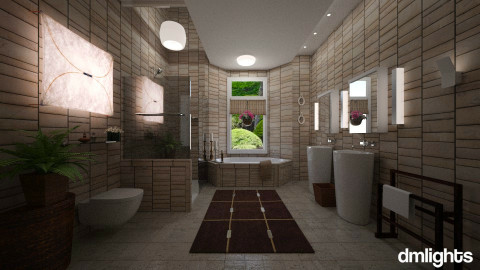 BL enSuite - Bathroom  - by Lackew