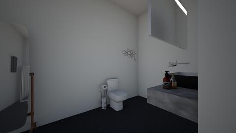 Bathroom - Modern - Bathroom - by Ryleigh_HomeInteriors