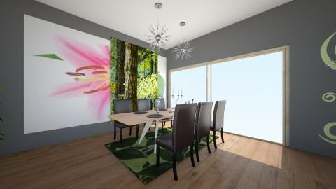 ismeta room - Living room - by Majdic