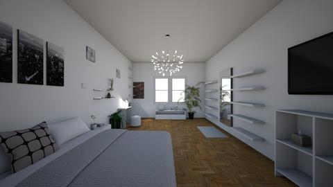 Sara - Classic - Bedroom - by sarahurtado