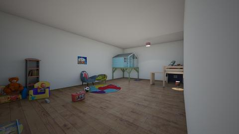 boys room - Kids room  - by BLittzy