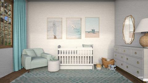 Liv - Modern - Kids room  - by LuluDesignStyle