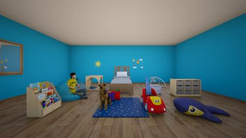 Autumns Room  - Kids room  - by Autumn Singleton