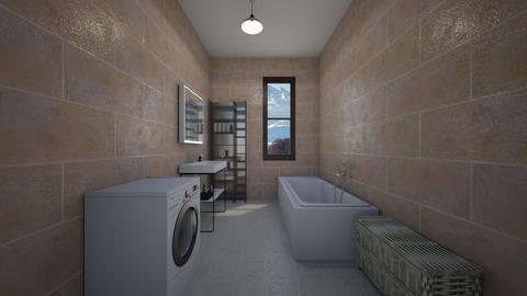 Wash - Classic - Bathroom  - by Twerka