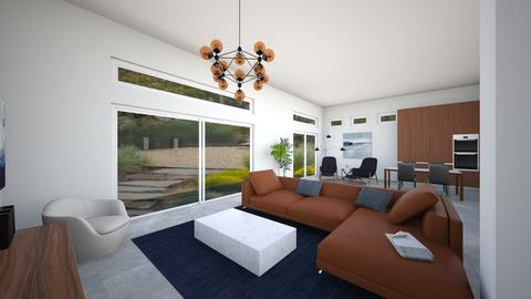 DWR Shalini living 2 - Living room - by mikaelawilkins