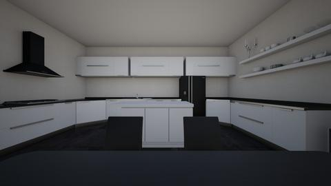 Perez Kitchen  - Modern - Kitchen  - by Nia_Perez506