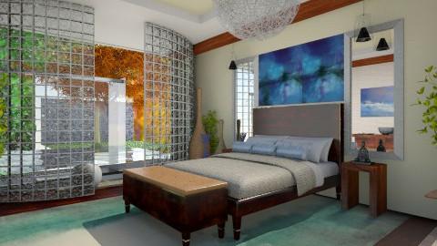 Bedroom - Bedroom - by Gabriella Reeves