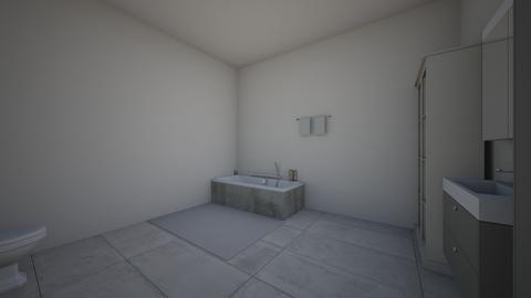 here you go - Bathroom  - by joemurphy417