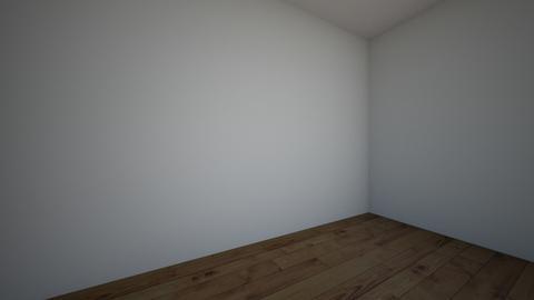Milicas Room - Bedroom  - by milicaperic