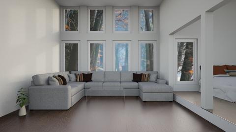 living bedroom - Living room  - by hannahvondrachek