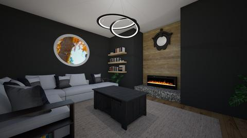 Modern Lounge - Modern - Living room  - by riordan simpson