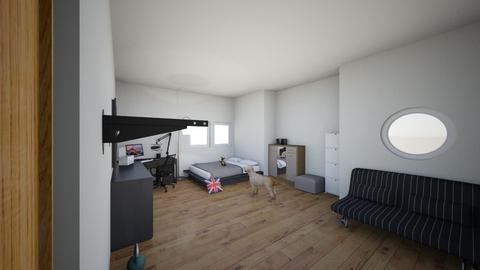 Estudio - Bedroom  - by YETRO