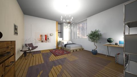 Modern Vintage  - Vintage - Bedroom  - by ghhvghgvhvgvhvb